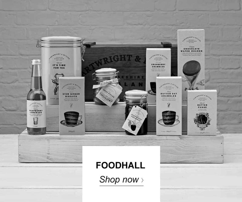 Foodhall | The Project Garments