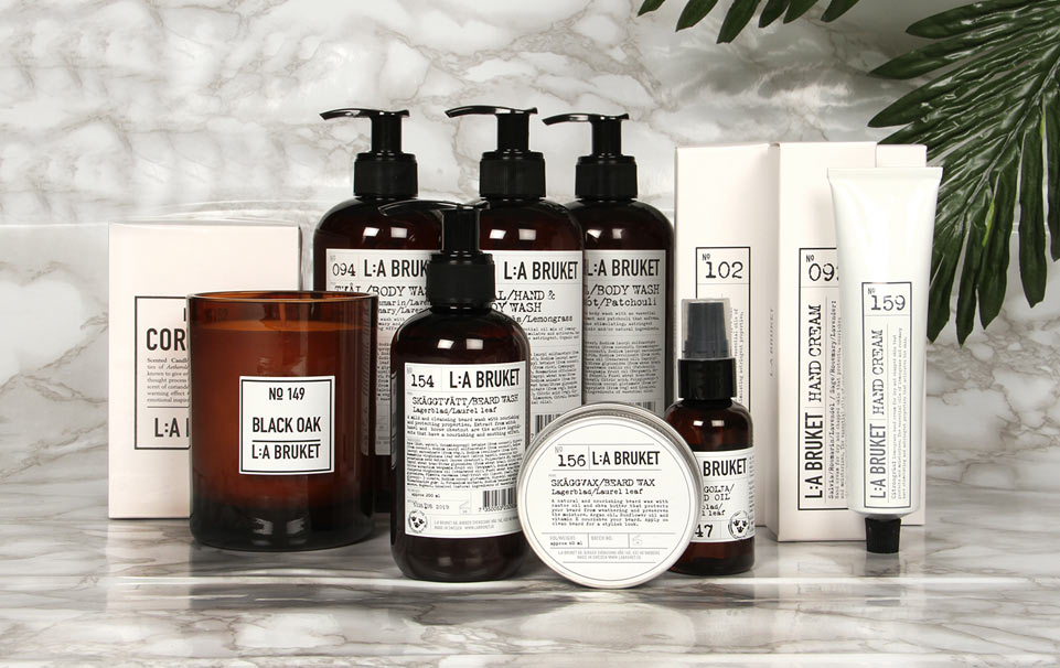 Body And Bath Products | LA Bruket | The Project Garments