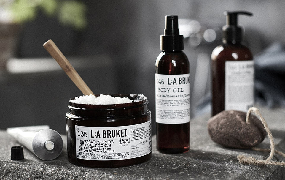 LA Bruket | Organic Products | The Project Garments