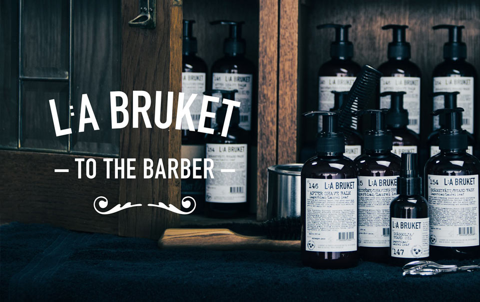 LA Bruket | Grooming Products