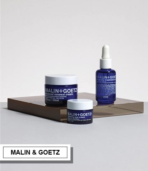 Malin + Goetz | The Project Garments