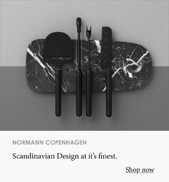 Normann Copenhagen | Scandinavian Design | The Project Garments