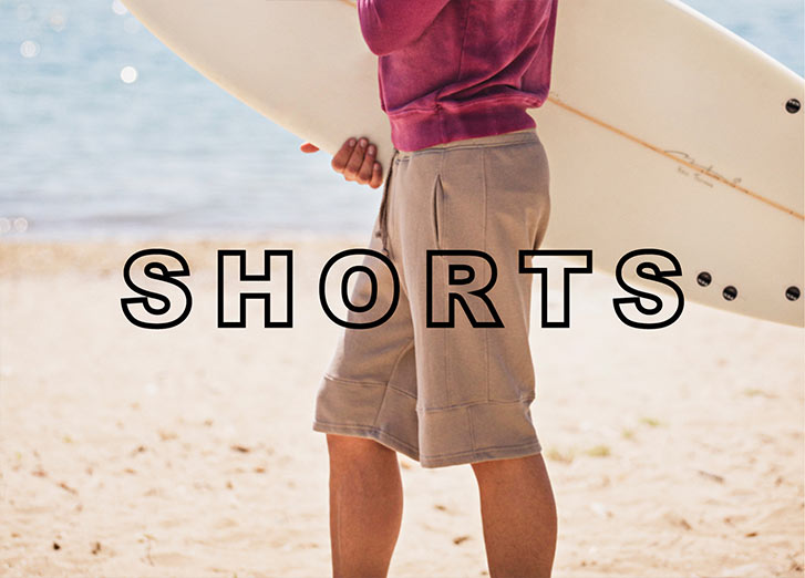 Shorts Clothing 2019 | The Project Garments