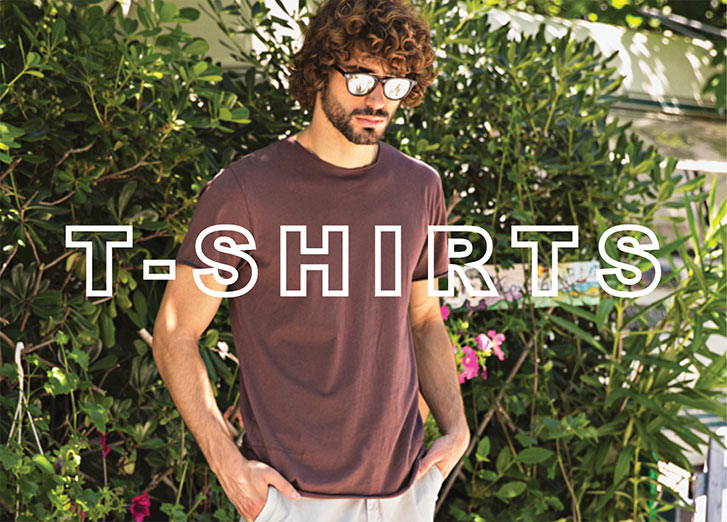 T-Shirts Clothing 2019 | The Project Garments