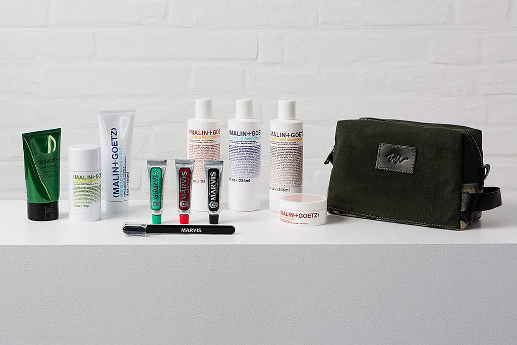 The Hamilton Grooming Kit by The Project Garments