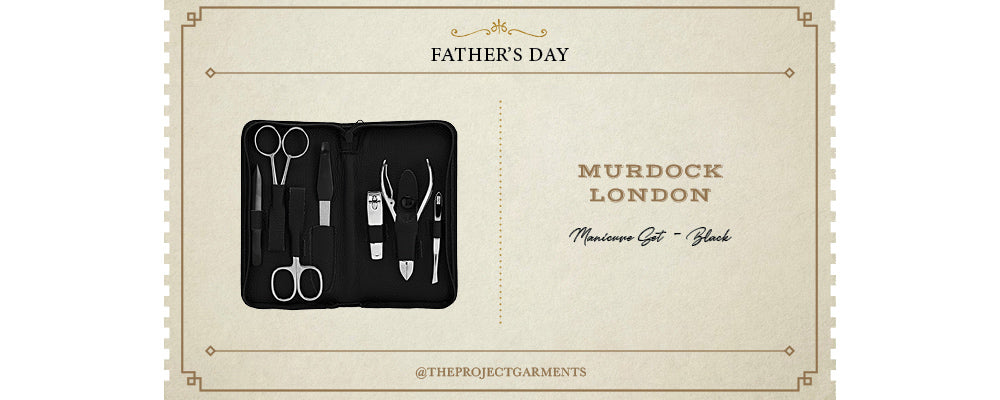 Murdock London Manicure Set