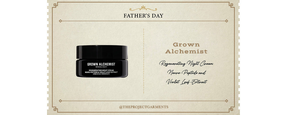 Grown Alchemist Regenerating Night Cream Neuro Peptide and Violet Leaf Extract