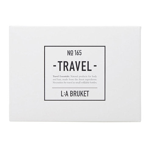 L:A Bruket 165 Travel Kit