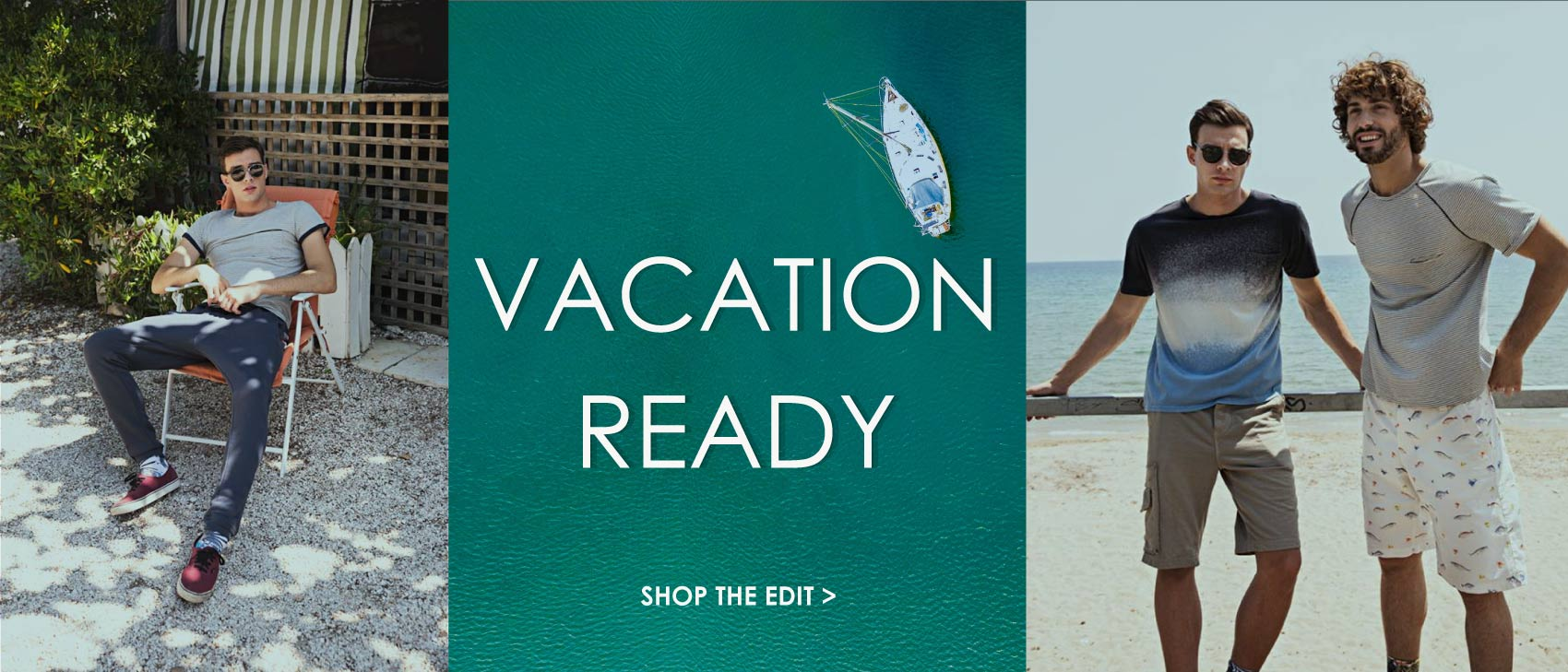 Vacation Ready Clothing
