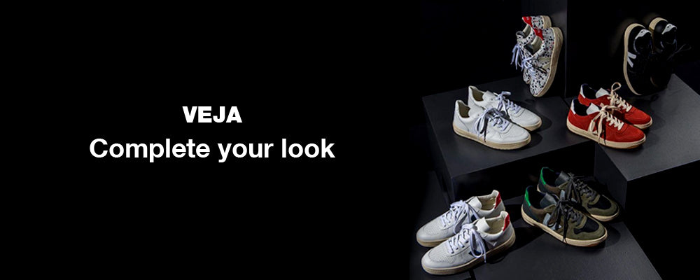 Complete Your Look | Veja | The Project Garments