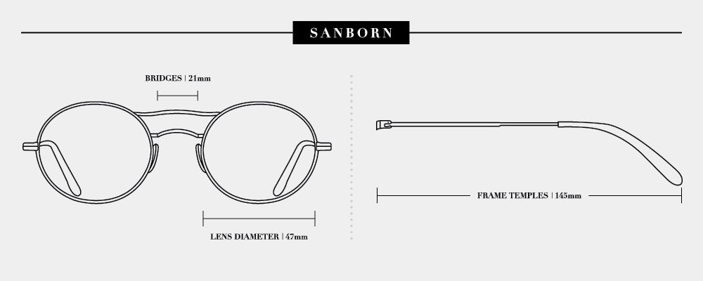 Garrett Leight | Sanborn Oval-framed Sunglasses