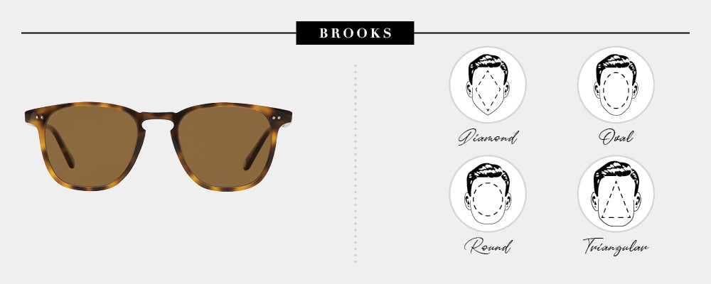Garrett Leight Brooks Sunglasses V2
