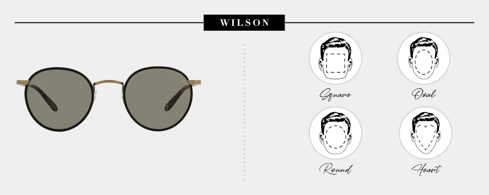 Garrett Leight Wilson Sunglasses V2