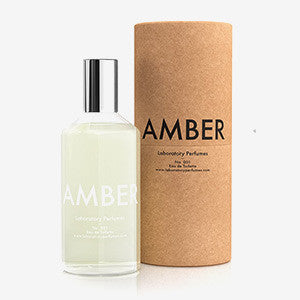 Laboratory Perfumes - Amber | The Project Garments