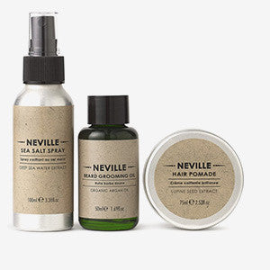 Neville Skincare - Pride and Groom Set | The Project Garments