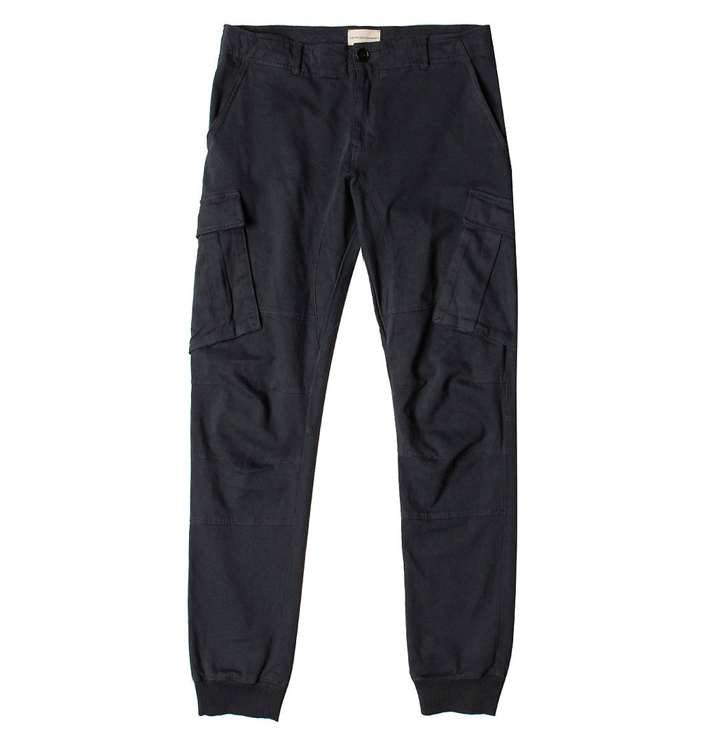 Cargo Cotton Light Weight Pants Meteorite | The Project Garments Product