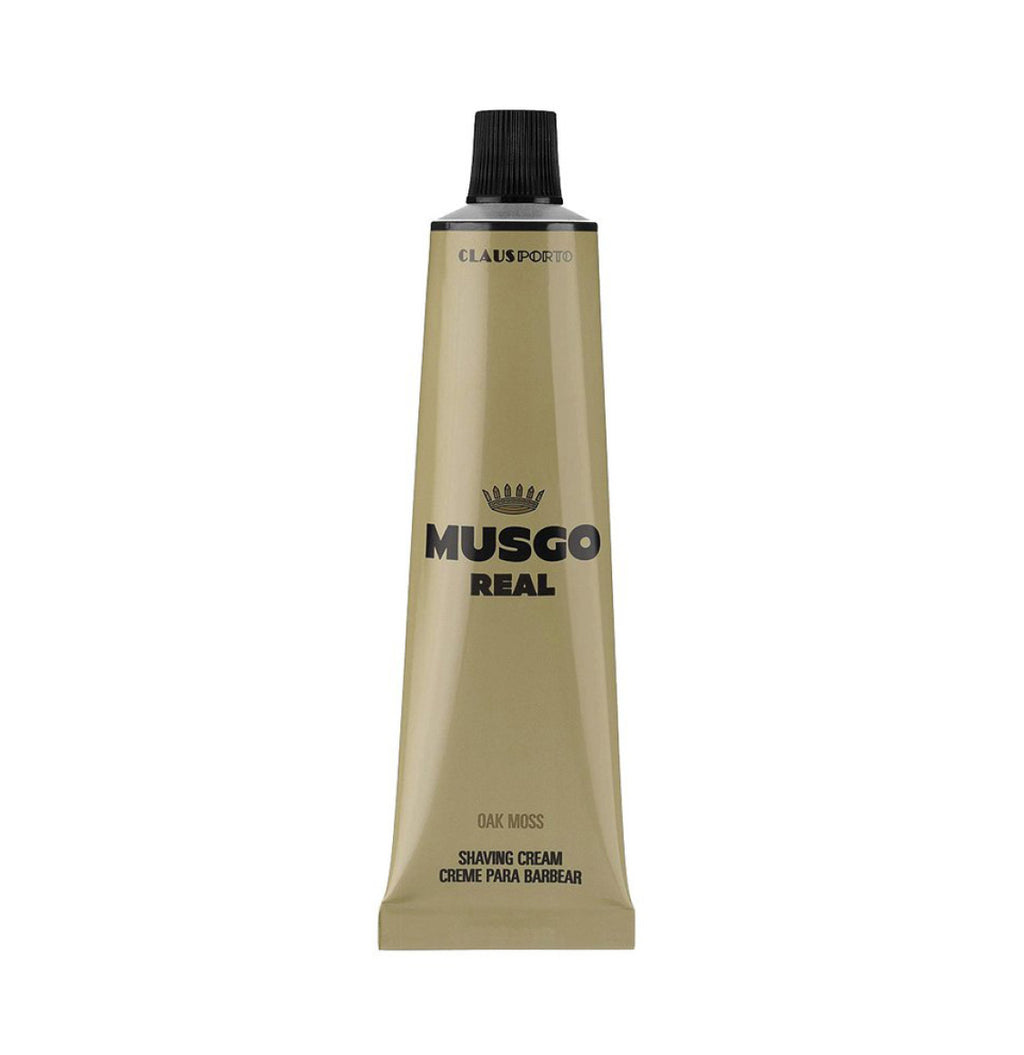Claus Porto Musgo Real Oak Moss Shaving Cream - A
