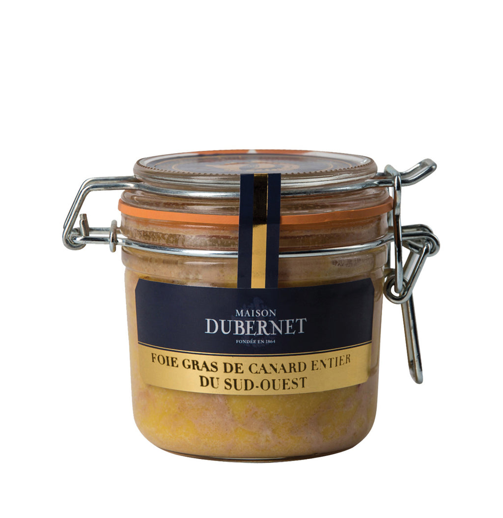Maison Dubernet Preserved Whole Duck Foie Gras | The Project Garments - A