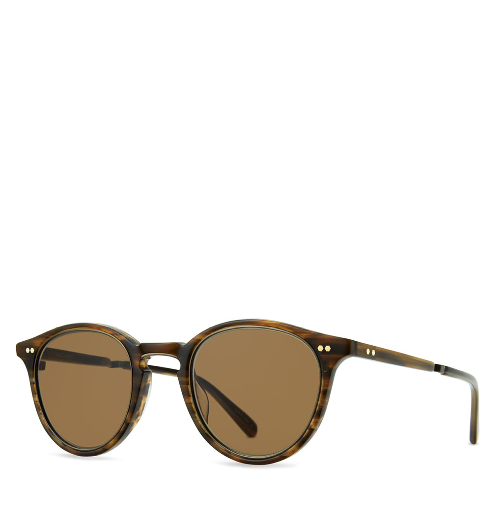 Mr. Leight Marmont Matte Driftwood Sunglasses
