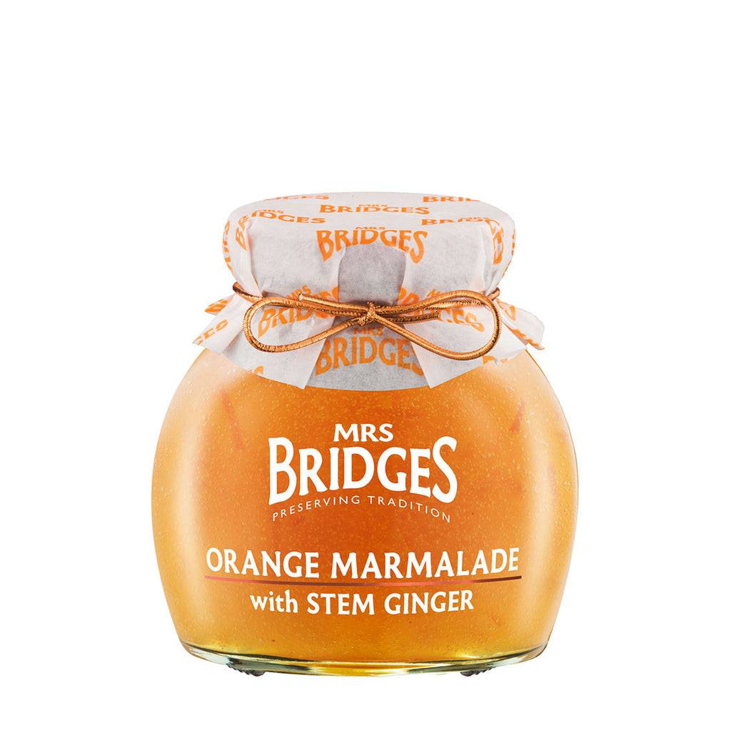 Mrs Bridges Orange Marmalade With Stem Ginger