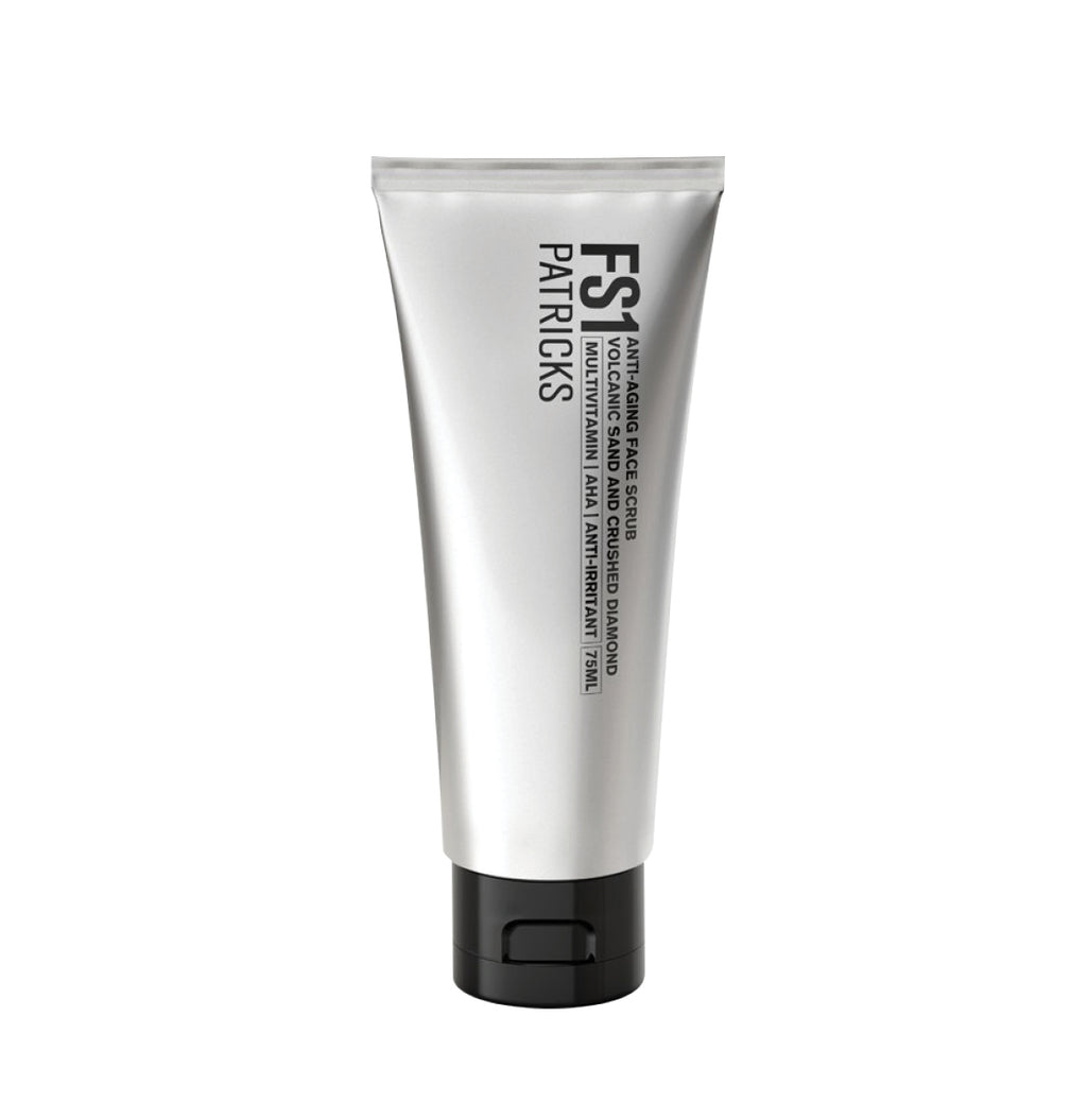 Patricks FS1 Face Scrub Volcanic Sand and Diamond