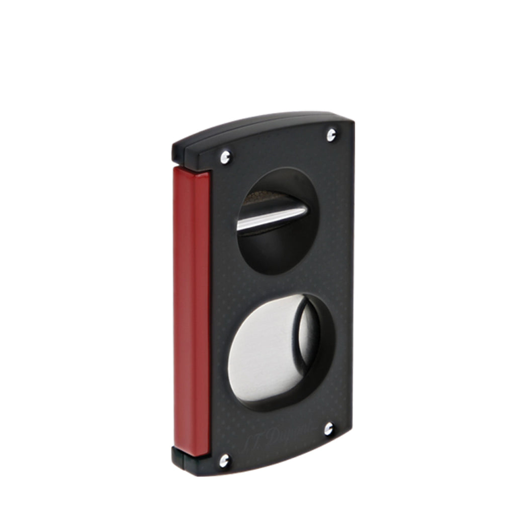 S.T. Dupont Cigar Cutter Black And Red