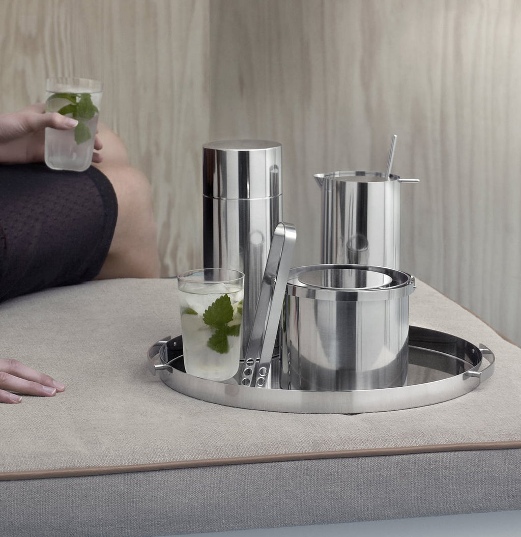 Stelton Cocktail Shaker Stainless Steel Arne Jacobsen