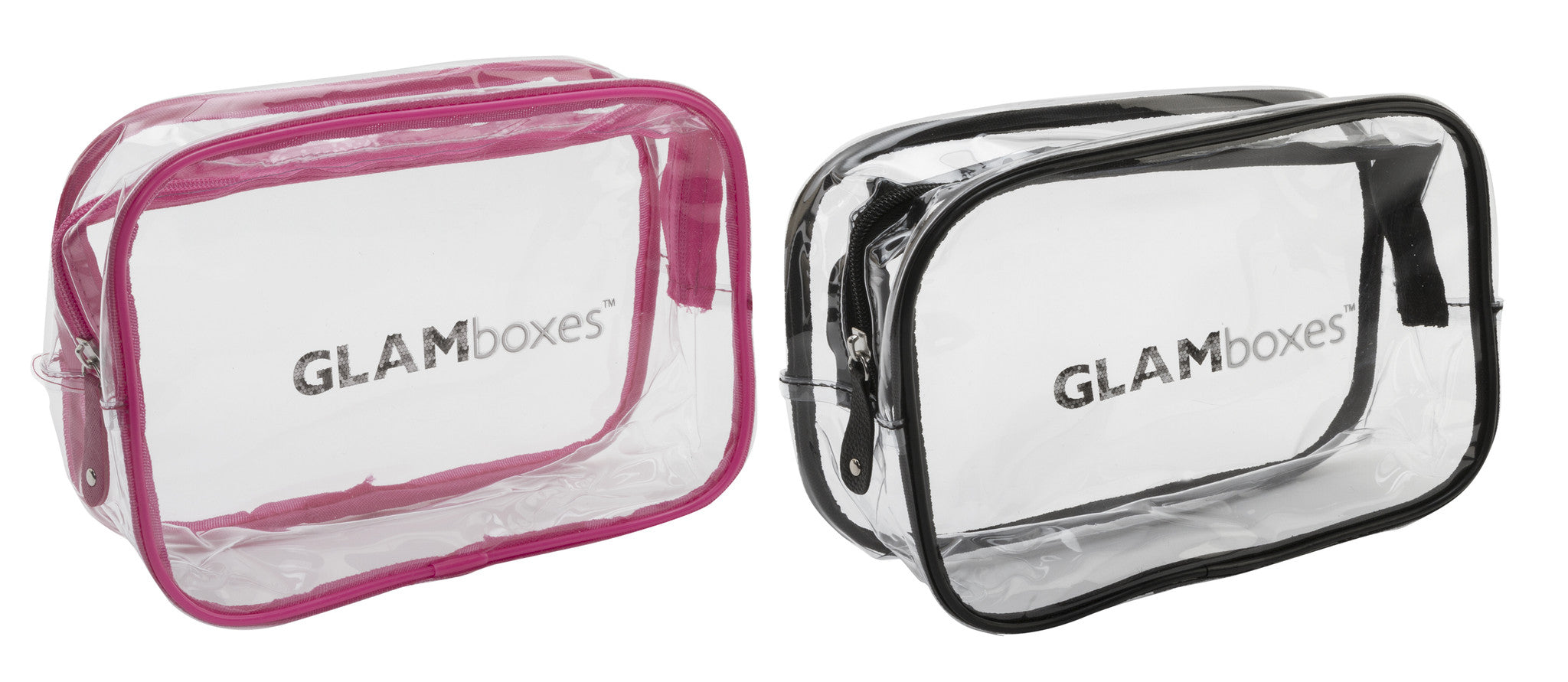 GLAM on-the-go Makeup Bag
