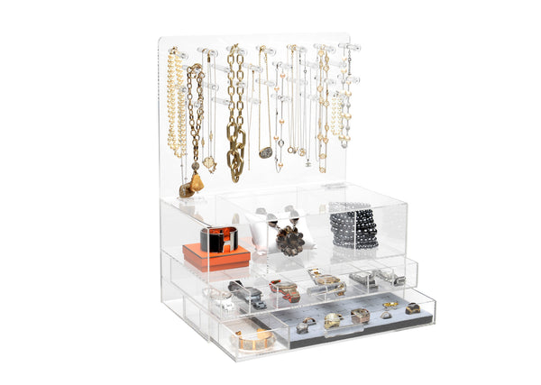 GLAMluxe Jewelry Box