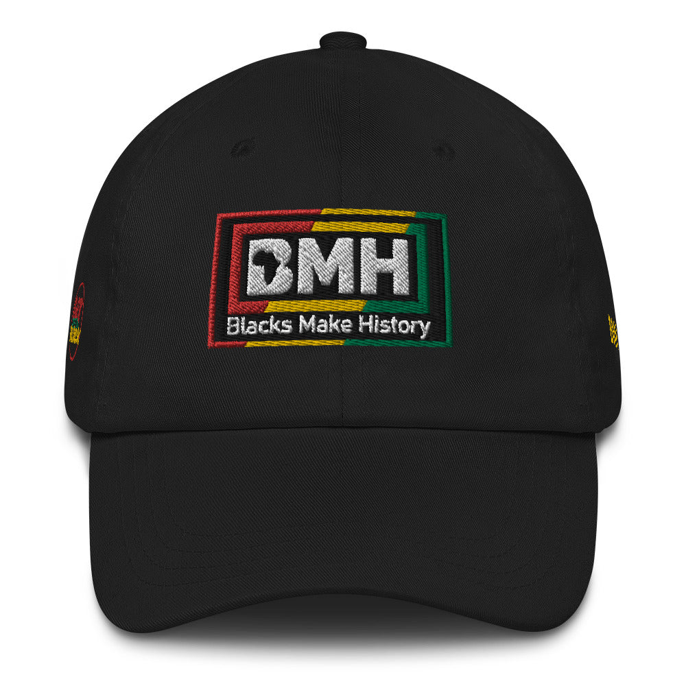 BLACKS MAKE HISTORY Caps