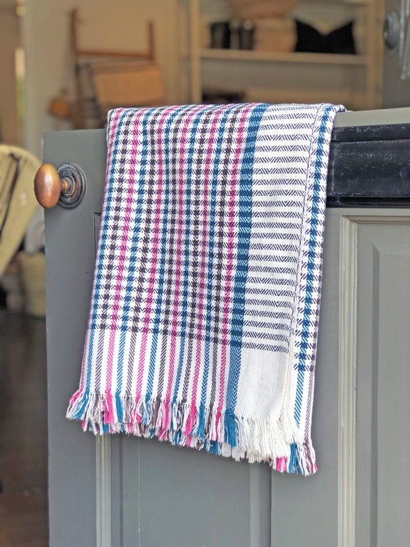 Oceanside Cotton Blanket