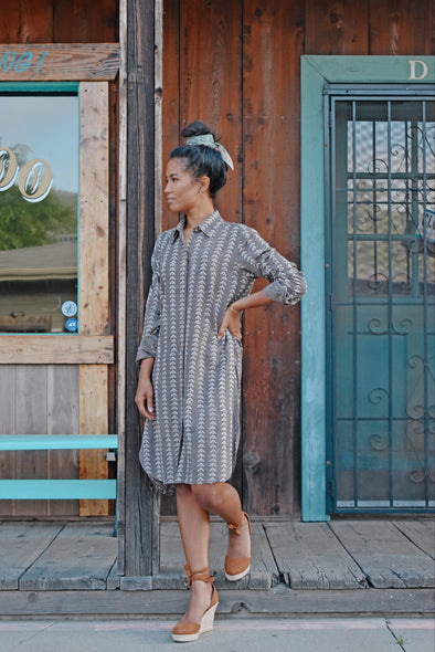Siena Shirtdress