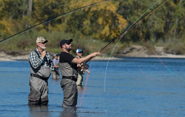 Calgary Spey Clave Presented by Out Fly Fishing Outfitters Fly Shop