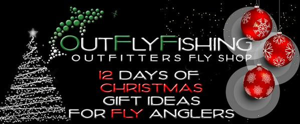 Calgary's Fly Shop 12 Days of Christmas Gift Ideas for Fly Anglers