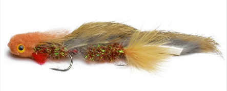 Calgary's Fly Shop Top Dozen Bull Trout Fly Patterns: Articulated Butt Monkey