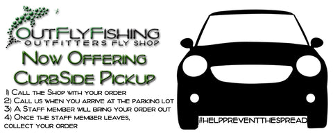 Calgarys Fly Shop now offers curbside pickup
