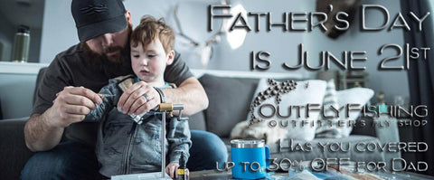 Calgary's Fly Shop's Father's Day Sale