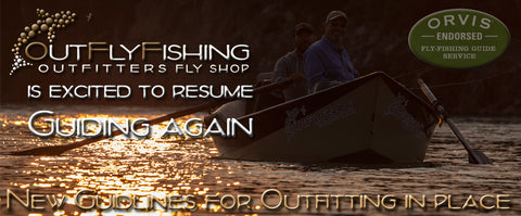 O.F.F. Fly Shop now able to resume guided fishing trips again after COVID closures