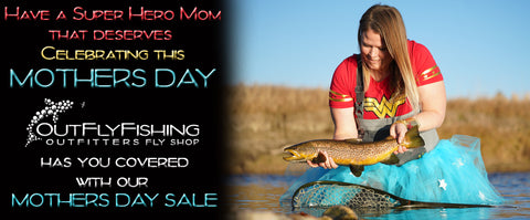 Calgary's Fly Shop Mother's Day Sale