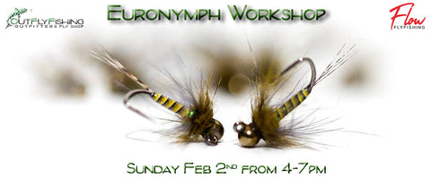Calgary's Fly Shop: Euronymphing Workshop with Flo Besson