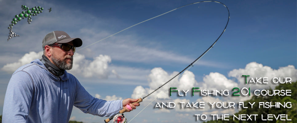 Calgary's Fly Shop offers Fly Fishing 201 Courses