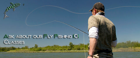 Calgarys Fly Shop Free Fly Fishing Lessons