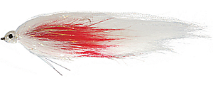 Calgary's Fly Shop Top Dozen Bull Trout Fly Patterns: Chuck-n-Duck