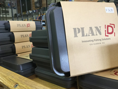 Plan D boxes out fly fishing outfitters