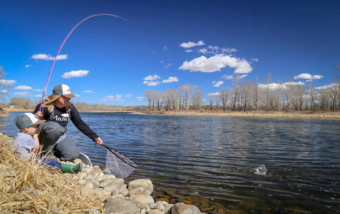 Calgary's Fly Shop Nominate a first responder for a fly fishing care package