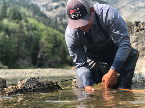 Calgary's Fly Shop Top 18 Pics of 2018: Orvis Louisville Cutty Release