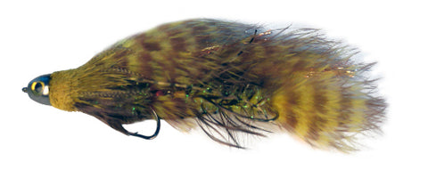 Calgary's Fly Shop Top Dozen Bull Trout Fly Patterns: Keller's Dream Catcher
