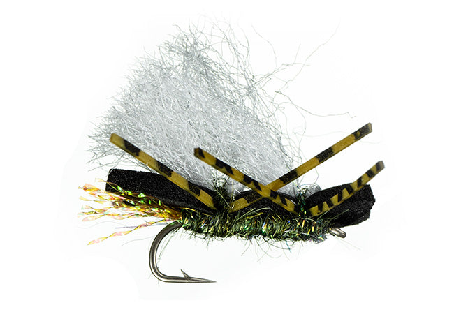 Stoneflies: Chubby Chernobyl (all colors)