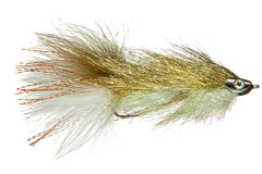 MFC Streamer Fly - Coffey's Articulated Sparkle Minnow