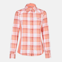 Columbia Women's Silver Ridge™ Plaid II Long Sleeve Shirt